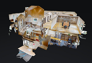 Matterport 3D Tour CRE Productions